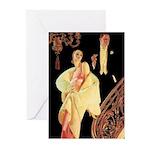 Elegance Greeting Cards (Pk of 10)