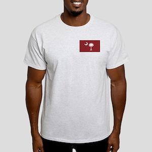 South Carolina Palmetto Flag Light T-Shirt