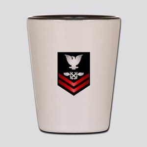 Navy PO2 Aviation Boatswain's Mate Shot Glass