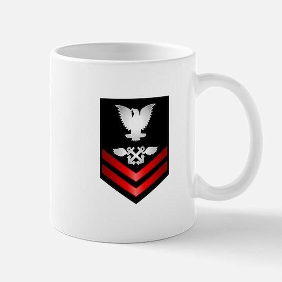 Navy PO2 Aviation Boatswain's Mate Mug