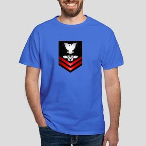 Navy PO2 Aviation Boatswain's Mate Dark T-Shirt