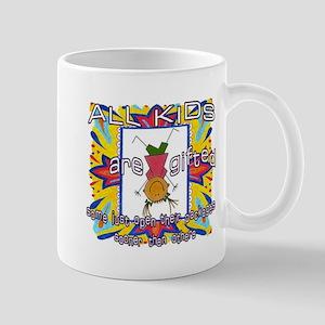 All Kids are Gifted Mug