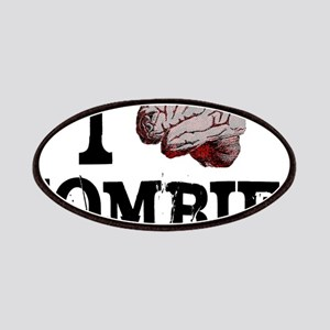 I BRAIN ZOMBIES Patches
