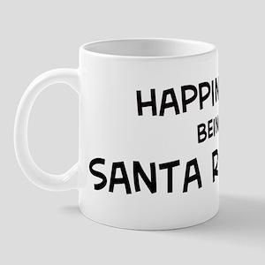 Santa Rosa - Happiness Mug