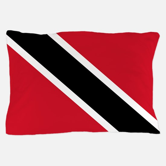Trinidad and Tobago Flag Pillow Case