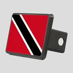 Trinidad and Tobago Flag Rectangular Hitch Cover