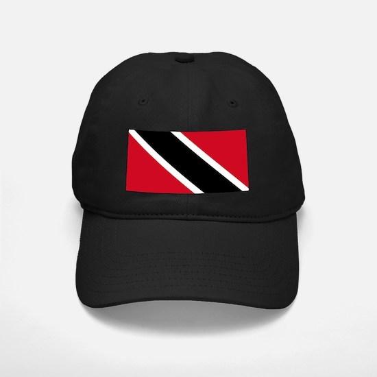 Trinidad and Tobago Flag Baseball Hat