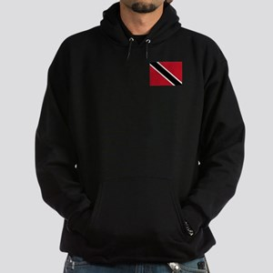 Trinidad and Tobago Flag Hoodie (dark)