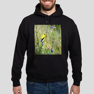 American Goldfinch Hoodie (dark)