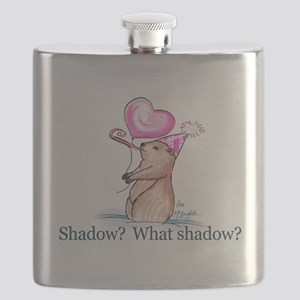 Shadow? What Shadow? Flask