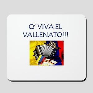 VALLENATO Mousepad