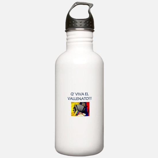 VALLENATO Water Bottle
