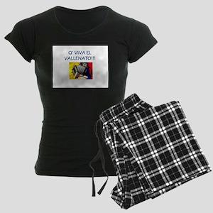 VALLENATO Women's Dark Pajamas