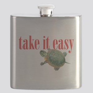 take it easy card Flask