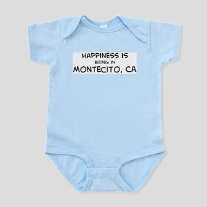Montecito - Happiness Infant Creeper