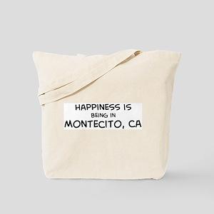 Montecito - Happiness Tote Bag