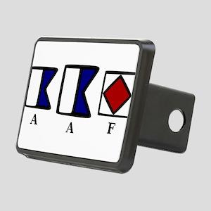 AAF Rectangular Hitch Cover