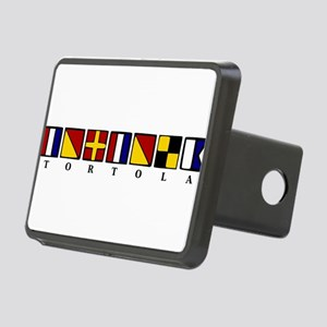 Tortola Rectangular Hitch Cover