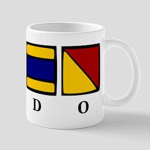 Nautical Lido Mug