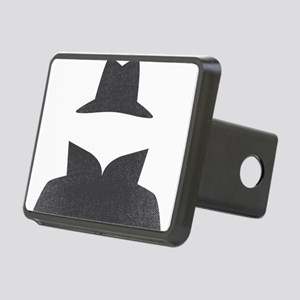 Secret Agent Spry Spy Guy Rectangular Hitch Cover