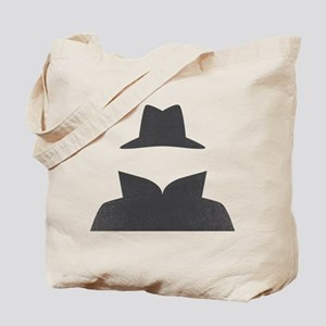 Secret Agent Spry Spy Guy Tote Bag