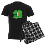 Being Irish Is Lucky (WL) Men's Dark Pajamas