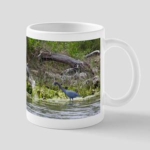 Little Blue Heron Mug