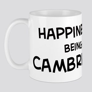 Cambria - Happiness Mug