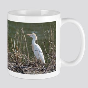 Cattle Egret Mug