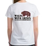 Walk with Ursus Women's T-Shirt
