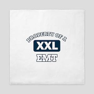 Property of EMT Queen Duvet