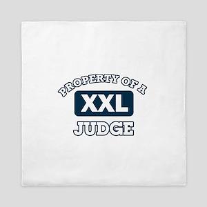 Property of Judge Queen Duvet