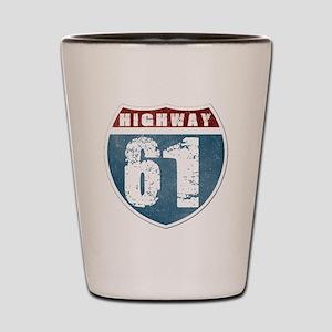 Highway 61 Shot Glass