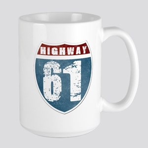 Highway 61 Large Mug