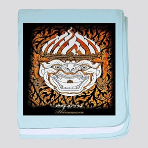 Lai Thai3 baby blanket