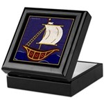Sailing Ships or Tall Ship Keepsake Box