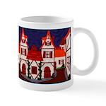 Medieval Village Mug