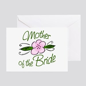 Mother Of The Bride Greeting Cards Cafepress