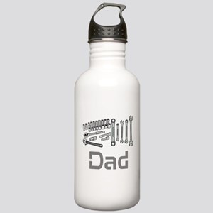 Dad, Tools, Wrenches. Stainless Water Bottle 1.0L