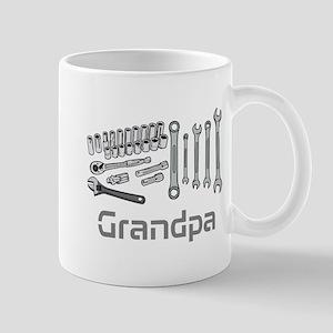 Grandpa, DIY Tools. Mug