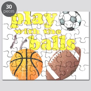 Play With The Balls Puzzle