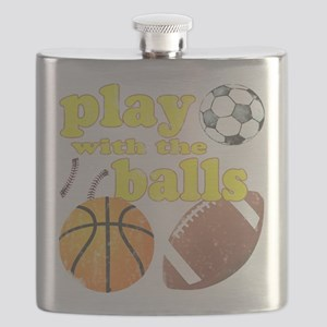 Play With The Balls Flask