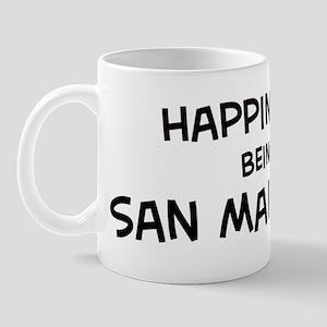 San Martin - Happiness Mug
