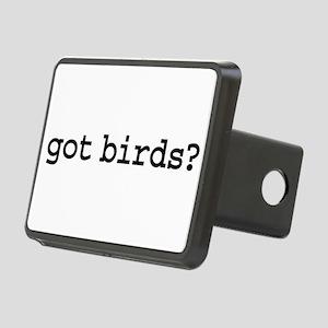 gotbirds Rectangular Hitch Cover