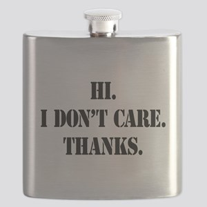 idontcarestencilblk Flask