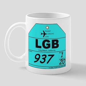 LGB - Long Beach Airport Mug