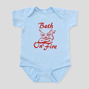 Beth On Fire Infant Bodysuit