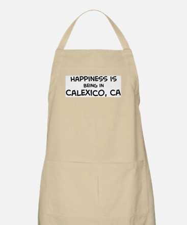 Calexico - Happiness BBQ Apron