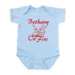 Bethany On Fire Infant Bodysuit