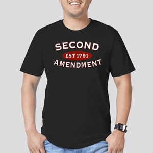 SecondAmendentEst1791-Dark T-Shirt